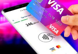Казпочта и Visa запустили решениe для приема бесконтактных платежей на смартфонах – Visa Tap to Phone
