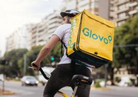 Glovo внедряет защитные меры при бесконтактной доставке товаров