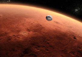 NASA опубликовало панораму Марса с разрешением 1,8 млрд пикселей