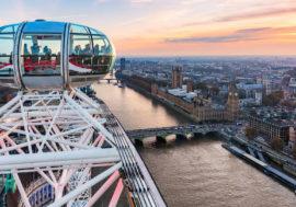 Великобритания отменит карантин для туристов из стран ЕС