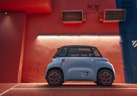Citroën выпустит  мини-электромобиль