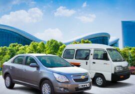 Chevrolet казахстанского производства начали продавать в России