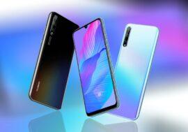 Huawei представляет в Казахстане новые смартфоны Huawei Y8p, Y6p и Y5p