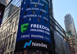 Freedom Holding Corp. купила старейшую брокерскую компанию в России