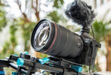 Canon EOS R5 — первая в мире камера с записью 8K в 30 fps в 12-битном цвете с кодеком H.264
