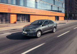 Volkswagen нового поколения Polo появился в Казахстане