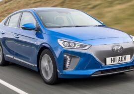 Hyundai представил бренд электромобилей Ioniq