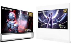 LG поднимает планку домашних развлечений на новый уровень с продвинутыми, игровыми возможностями телевизоров OLED 8K