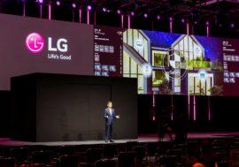 «Жизнь прекрасна дома»: LG представляет домашнюю жизнь будущего