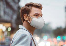 Персональный, чистый воздух с портативным очистителем LG PURICARE™