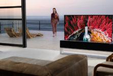 Старт продаж долгожданного сворачивающегося OLED-телевизора LG — поворотный пункт в истории ТВ