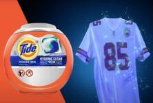 Футболистам в США запретили обмениваться футболками из-за COVID-19. Tide решил их постирать