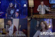 Молодые артисты вместе создали красивую музыку при участии победительницы Грэмми