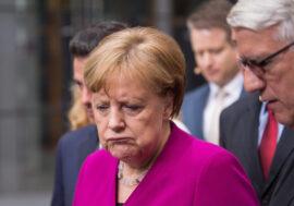 Известная берлинская пивная внесла Ангелу Меркель и других политиков в черный список. Все из-за введения карантина