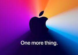Apple показала новые Mac на вчерашней онлайн презентации