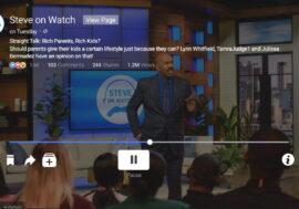 Телевизоры LG с функцией Smart TV получили поддержку Facebook Watch TV