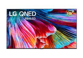 LG представит первый телевизор QNED MINI LED  на виртуальной выставке CES 2021