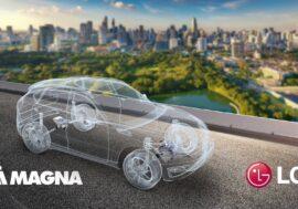 LG и MAGNA заключили соглашение о сотрудничестве для создания электрических силовых агрегатов