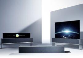 Новый образ жизни и новые возможности с инновационным дизайном телевизоров LG
