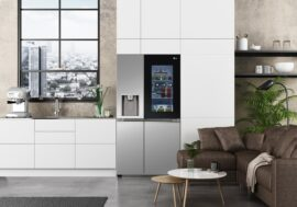 Новые холодильники LG INSTAVIEW продемонстрируют современные инновации в области гигиены на выставке CES 2021