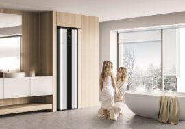 Ультра — эффективный и экологичный водонагреватель LG с дизайном, достойным наград