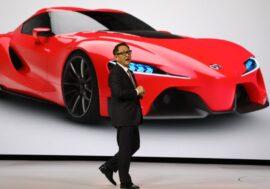 В 2021 году Toyota представит электромобиль, заряжающийся за 10 минут
