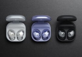 Samsung представил наушники премиум-класса Galaxy Buds Pro