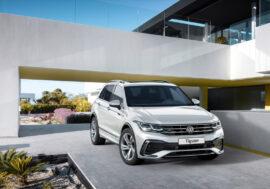Volkswagen объявляет о начале продаж Нового Tiguan в Казахстане