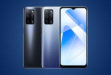 Oppo представила новый смартфон A55 5G