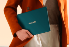 Huawei представила три новых ноутбука