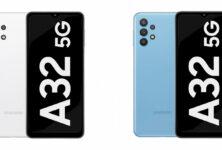 Samsung представила самый доступный смартфон с поддержкой 5G