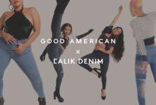 Компания Good American выпустила первые безразмерные эко-джинсы