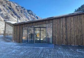Первый визит-центр презентовали в Иле-Алатауском национальном парке