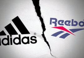 Adidas начал продажу бренда Reebok