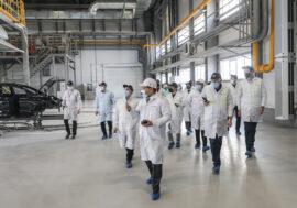 Результаты и планы продаж компании «Астана Моторс» 2020-2021 годов