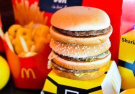McDonald's запустил тестовую продажу бургеров с растительной котлетой