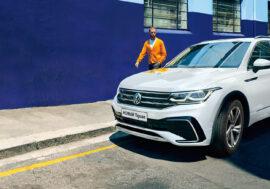 Volkswagen Tiguan – технологическая мини-революция