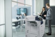 ФУ Xerox AltaLink B8100: новый цифровой бизнес-ассистент на платформе ConnectKey