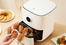 Xiaomi представила «умную» фритюрницу MIJIA Smart Air Fryer