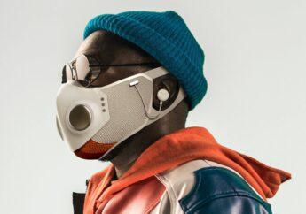 Honeywell и Will.i.am представляют Xupermask — прямой конкурент маски Razer RGB