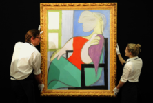 Картина Пикассо «Женщина, сидящая у окна» продана за $103,4 млн