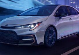 Toyota Corolla возглавила рейтинг бюджетных иномарок с самыми надежными двигателями