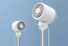 Xiaomi представила вентилятор для ускорения циркуляции воздуха в доме