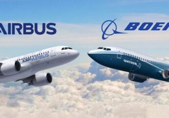 Торговый спор между Boeing и Airbus прекращен