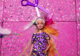 Mattel выпустил Барби из переработанного пластика