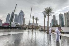 В ОАЭ начали вызывать дождь с помощью дронов