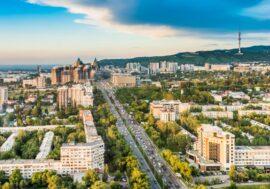Интерактивную карту мониторинга строительства запустили в Алматы