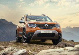 Renault в Казахстане представит 5 новых моделей