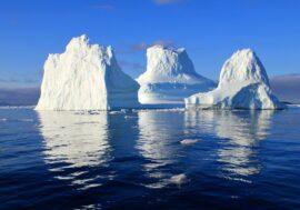 В горах Гренландии впервые за историю наблюдений пошел дождь