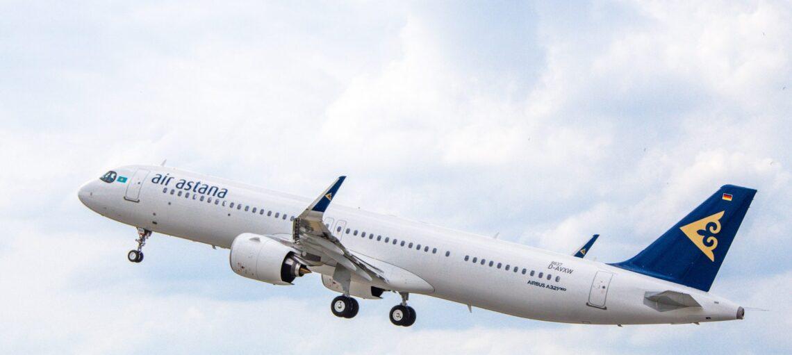 Air Astana объявила о снижении с 1 октября стоимости билетов на внутренние рейсы